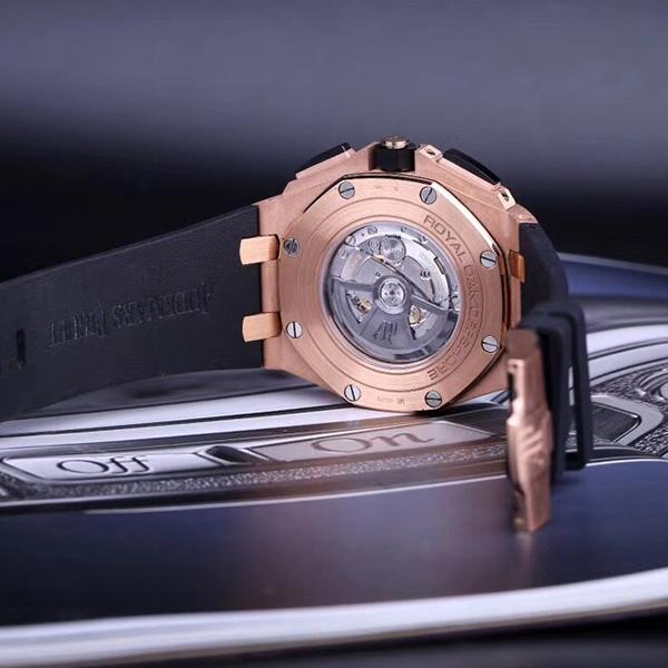 Audemars Piguet Royal Oak Offshore Chronograph Rose Gold 44mm 26401RO.OO.A002CA.02