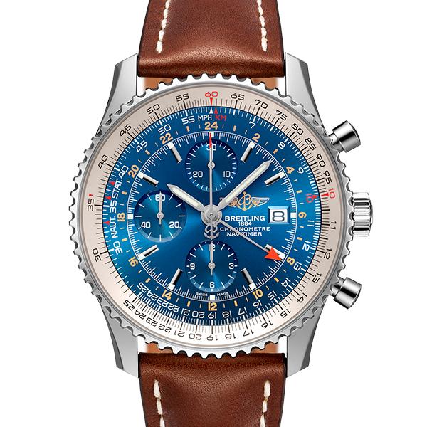 Breitling Navitimer Chronograph GMT 46mm A24322121C1X2