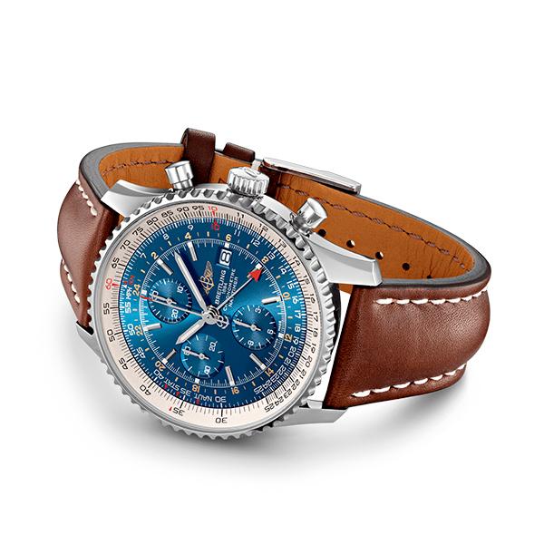 Navitimer Chronograph GMT