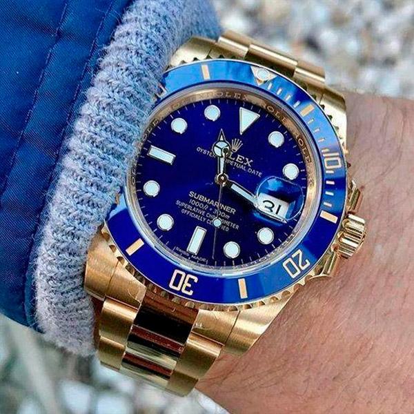 Rolex Submariner Date 116618 LB